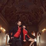 Projekt je nastal v sodelovanju z oblikovalcem Davidom Hojnikom in trgovino Top Moda. (foto: Tibor Golob)