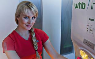 Iva Krajnc prisega na WHB Institute