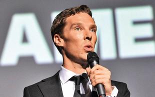 Benedict Cumberbatch ima homoseksualne izkušnje
