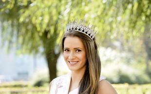 Spoznajte Julijo Bizjak, Miss Slovenije 2014
