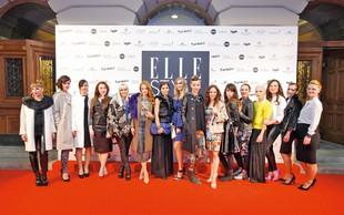 Elle Style Awards 2014 by Twingo v foto obliki