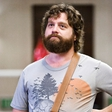 Zach Galifianakis shujšal do neprepoznavnosti