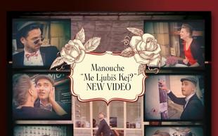 Oglejte si nov videospot skupine Manouche