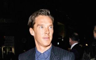 Benedict Cumberbatch je oponašal Beyoncé