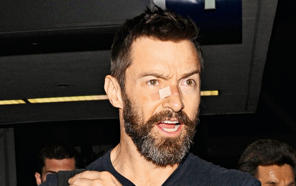 Hugh Jackman (foto: Splash News)