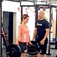 Lili Žagar: Trenira jo svetovni rekorder