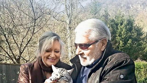 Ksenija Benedetti & Boris Cavazza (foto: osebni arhiv)