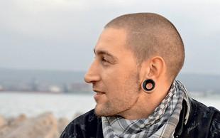 Edi Vižintin razkril pomen svojih tetovaž