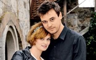 """Boštjan in Teja: """"Želela sva si ustvariti družino"""""""
