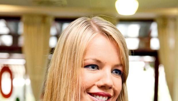 Ana Soklič (foto: Helena Kermelj)