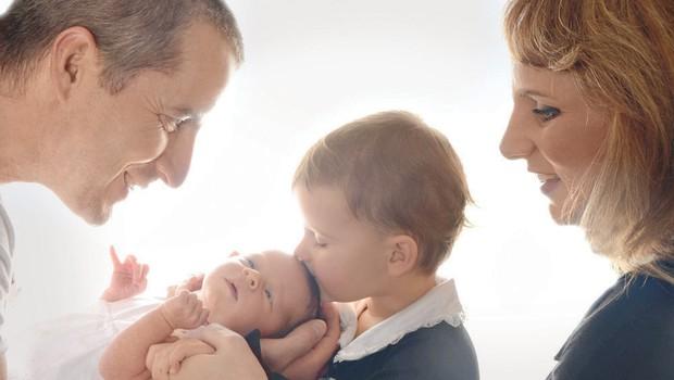 Zaradi številnih zapletov otrok ne bosta več imela. (foto: Petra Nuzdorfer)