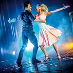 Lansko plesno  sezono je Sebastian  zaključil z  neverjetno točko iz  filma Dirty Dancing.   (foto: Nova Press)