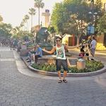 Santa Monica Beach je  znana tudi po številnih  filmih, ki so jih tam  posneli.  (foto: Nova Press)