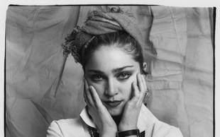 Madonna na naslovnici - vroča kot še nikoli!