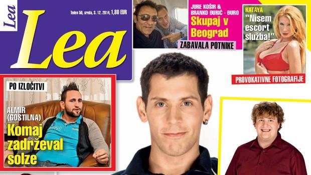 Nova Lea razkriva ozadje šova Gostilna išče šefa (foto: Lea)