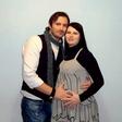Vlado Pilja in izbranka neučakano odštevata dneve do poroda