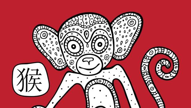 Povezava med Opico in znaki zahodnjaškega zodiaka (foto: profimedia)