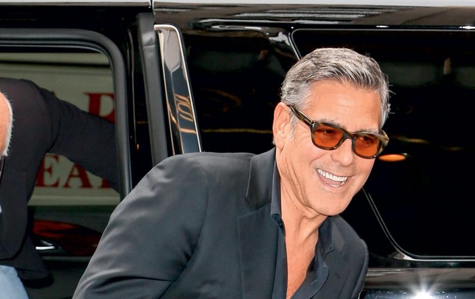 George Clooney odhaja v politiko (foto: profimedia)