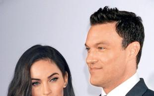 Megan Fox in soprog Brian Austin Green sta imela prometno nesrečo