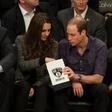 Ali William o Kate res, da je kot kakšen piščanček?
