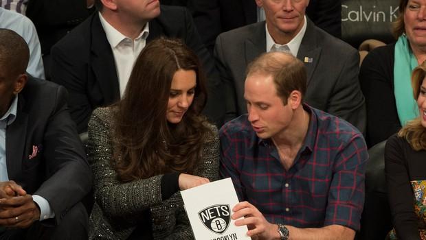 Ali William o Kate res, da je kot kakšen piščanček? (foto: profimedia)