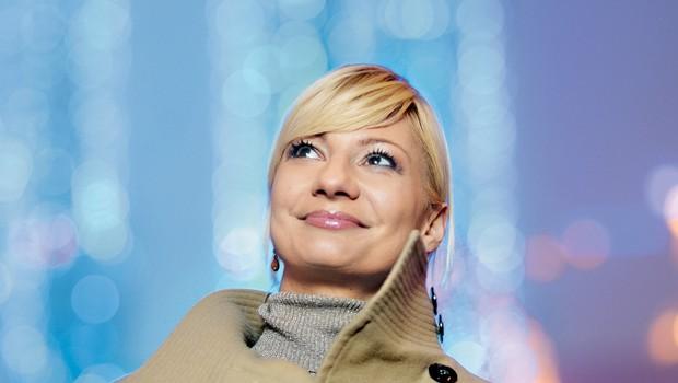 """Maja Debevc: """"Imela sem le 50 odstotkov možnosti za zanositev"""" (foto: Primož Predalič)"""