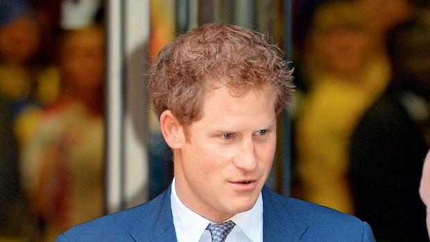 Princ Harry je spregovoril o golih fotografijah (foto: profimedia)