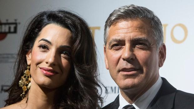 George Clooney mora hujšati na željo žene (foto: profimedia)