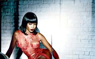 Naomi Campbell je še vedno zelo zaželjena