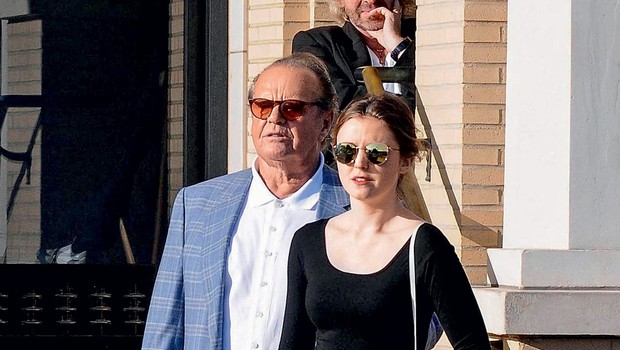 Jack Nicholson je ponosen na hčerko (foto: profimedia)