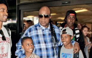 Stevie Wonder je dobil devetega otroka