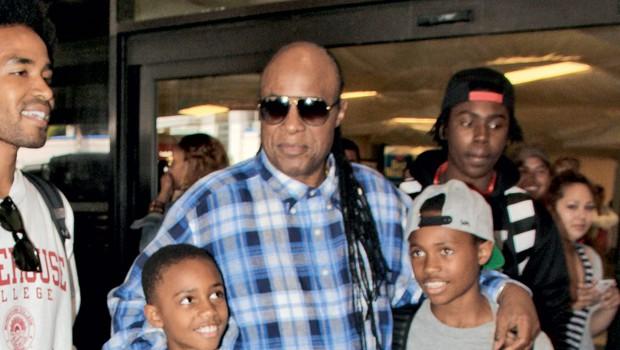 Stevie Wonder je dobil devetega otroka (foto: profimedia)