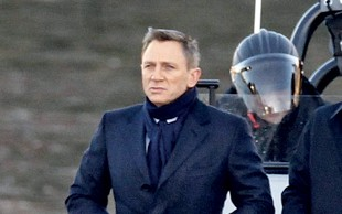 James Bond ne bo pil več piva