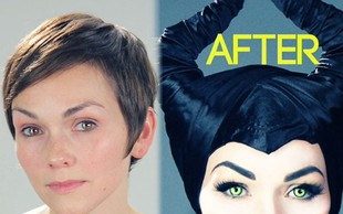 Neverjetno, kaj lahko naredi malo make-upa in veliko talenta