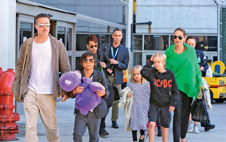 Angelina Jolie je spregovorila o svoji družini (foto: profimedia)