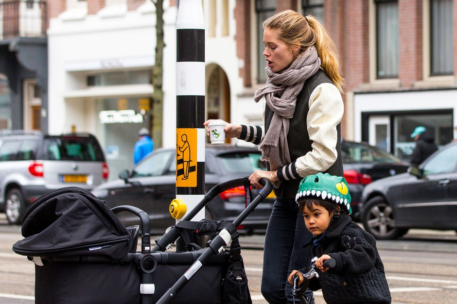 Doutzen Kroes - od Viktorijinega angelčka do običajne mame na ulicah Amsterdama (foto: profimedia)