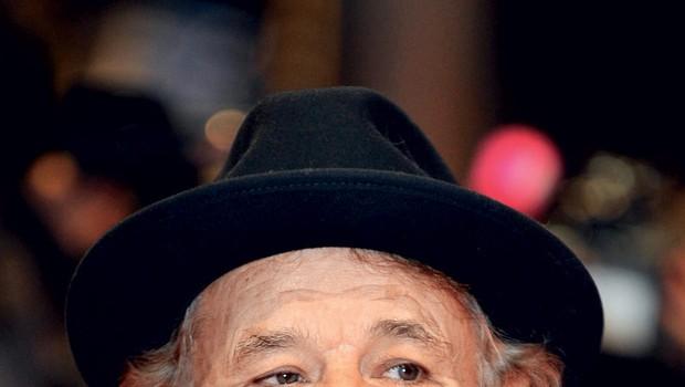 Bill Murray je tečen že po naravi (foto: profimedia)