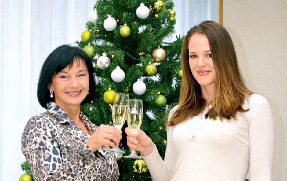 Barbara Širovnik Hatta ljudem pomaga kot metafizična terapevtka (foto: Aleš Pavletič)