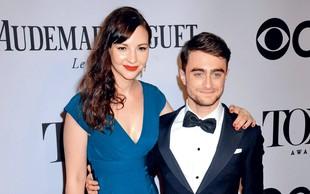 Daniel Radcliffe je nepopravljivi romantik