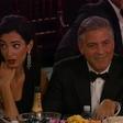 Govorica telesa o tem, ali se Amal Clooney res spogleduje z drugimi moškimi!