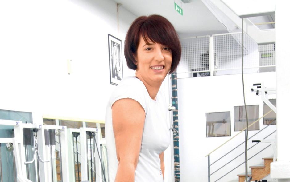 Julijana Krapež (foto: Lea press)