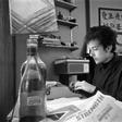 Bob Dylan - pesnik s kitaro ni nič manj pesnik!