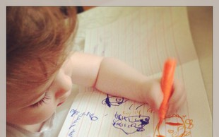 Otroške risbe bodo zavzele Cankarjev dom