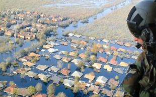 Mega poplave - se nam lahko spet zgodijo?