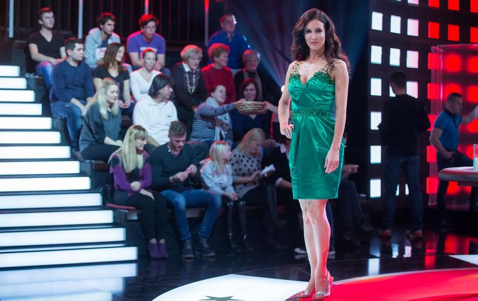 Damski seksapil Lili Žagar (foto: PlanetTV)