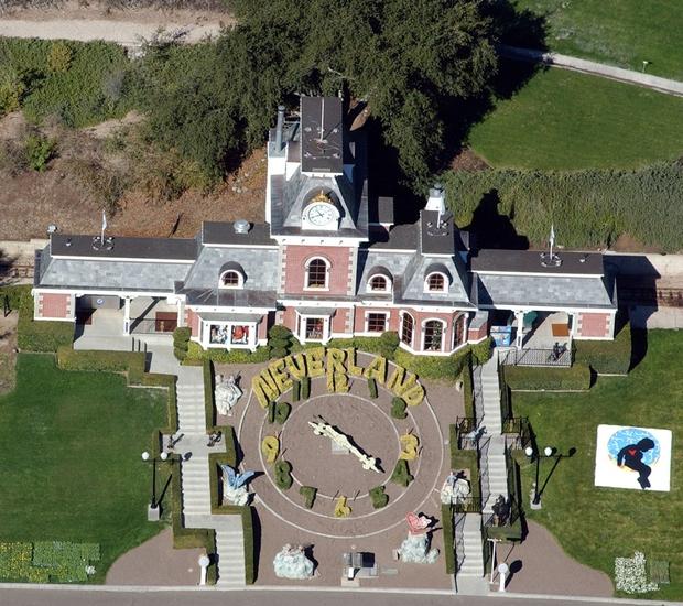 Neverland Michaela Jacksona bo morda postal zatočišče za zlorabljene otroke (foto: profimedia)