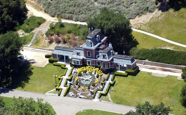 Neverland Michaela Jacksona bo morda postal zatočišče za zlorabljene otroke