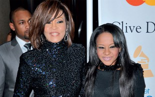 Po Whitney Houston zdaj tudi Bobbi Kristina