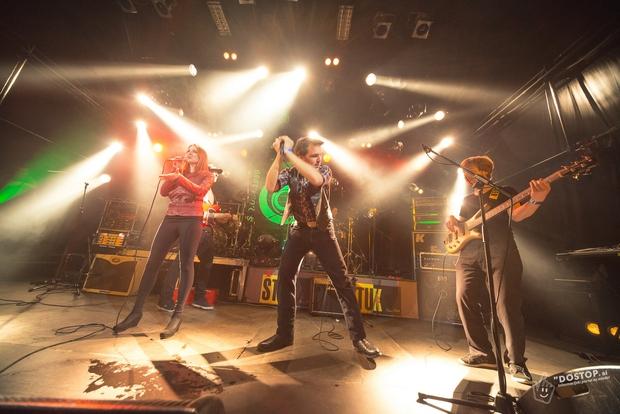 ŠOUM odpira 12. sezono lova na mlade glasbene skupine (foto: Fed Horses)