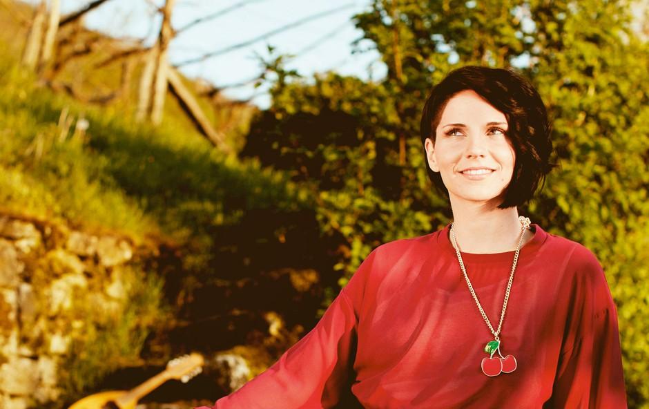 Lea Sirk ne zapravlja časa za neumnosti (foto: osebni arhiv)